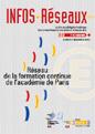 INFOS Réseaux, la lettre de la Délégation Académique à la Formation Professionnelle Initiale et Continue de Paris